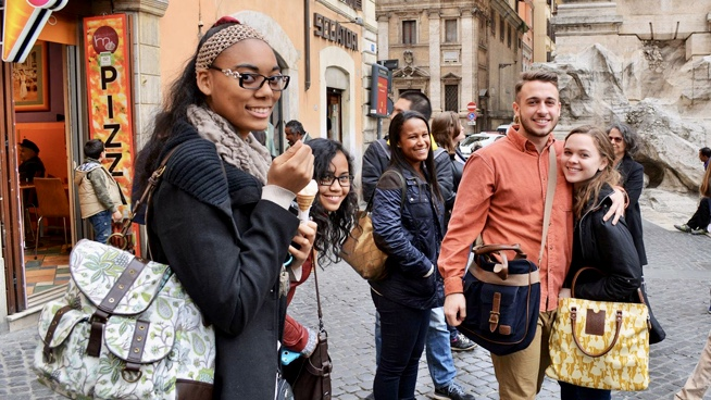 Education Abroad to Rome