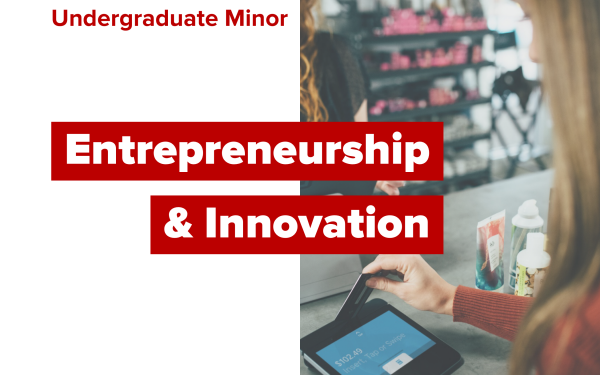 Entrepreneurship and Innovation Minor