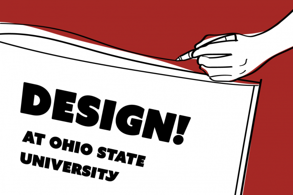 Ohio State Design Coloring Book Cover